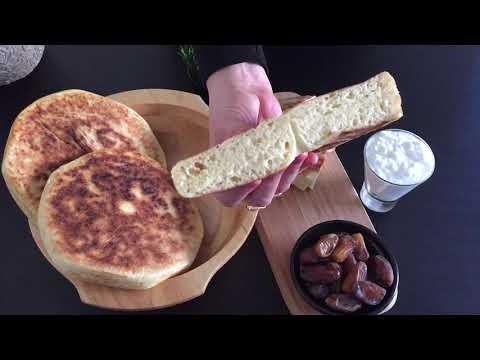 jinene-|-🌙-تحضير-خبز-مطلوع-مغنية---لذيذ-خفيف-و-ممتاز-/-pain-traditionnel-matlou3-(matlouh)-maghnia