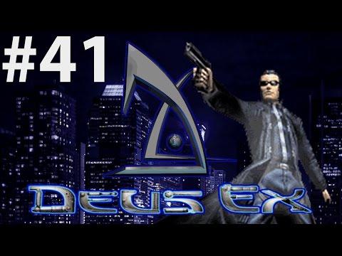 THE CAPTAIN'S ROOM - Deus Ex #41