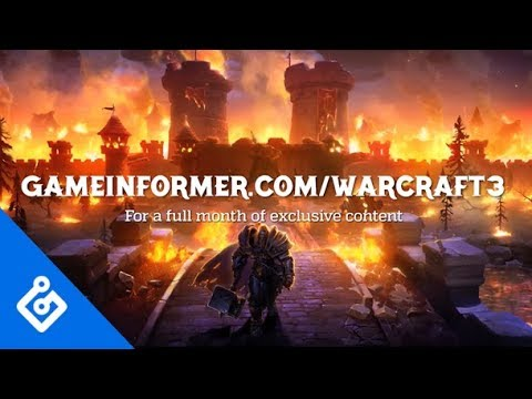 Warcraft III: Reforged Exclusive Coverage Trailer