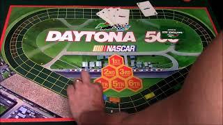 Ep 33: Daytona 500 Board Game Review (Milton Bradley 1990)