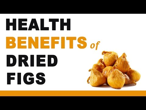 Health Benefits of Dried Figs