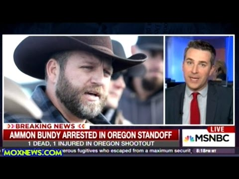 BREAKING! FBI Arrests Armed Oregon Protesters Killing At Least One!