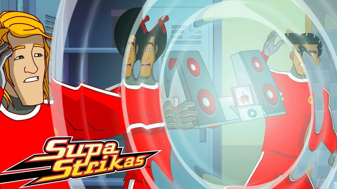 Temporada 6 Capítulo 1   El candidato brislovaco   Super Strikas   Súper Fútbol Dibujos Animados