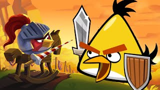 Knights of the Golden Egg Tournaments! | Angry Birds Friends