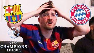 FC Barcelona - FC Bayern 2:8   Die größte Demütigung...   ViscaBarca
