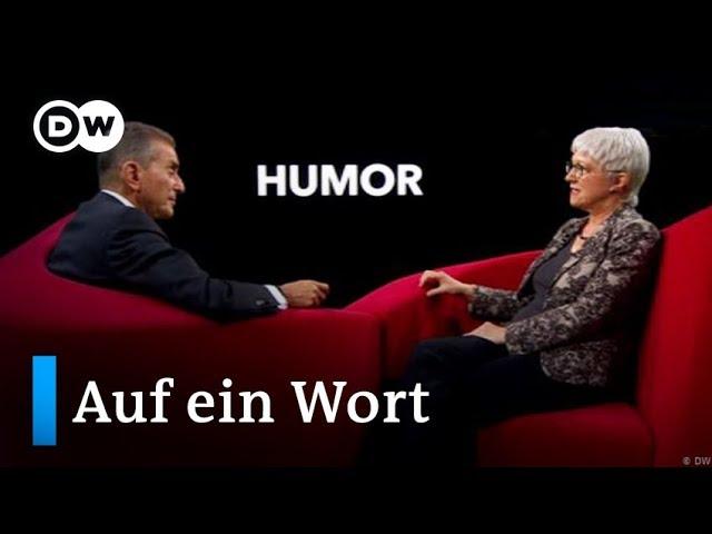 Auf ein Wort...Humor | DW Deutsch