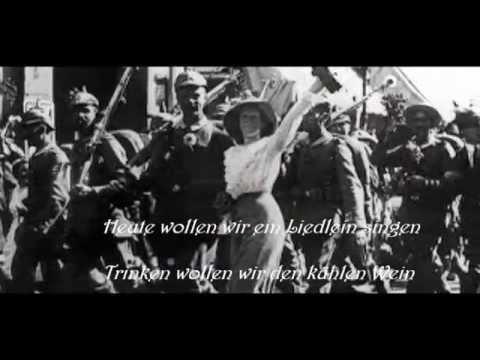 Matrosenlied (Wir fahren gegen Engeland) 1914-1918