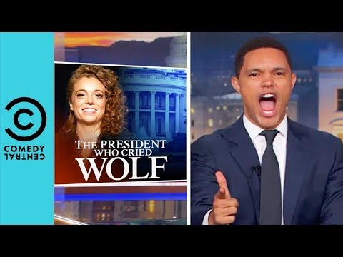 Michelle Wolf Roasts Sarah Huckabee Sanders | The Daily Show With Trevor Noah