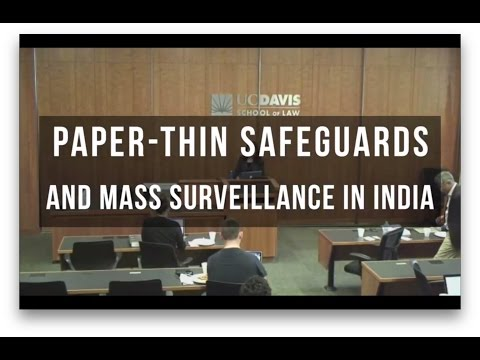 CHINMAYI ARUN | Paper-thin Safeguards and Mass Surveillance in India