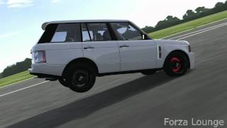 Crazy Stoppie Cars [Forza 4]