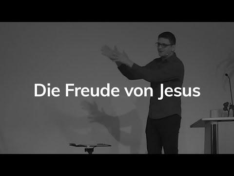 Die Freude von Jesus - Hebräer 12,1-4 - Maiko Müller