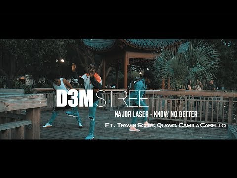 Major Lazer X D3Mstreet | Know No Better ft. Travis Scott, Quavo, Camila Cabello