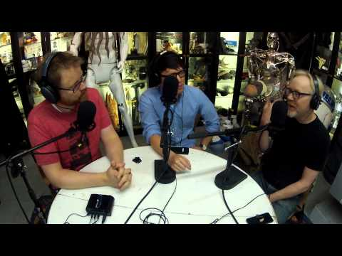 Hearing Loss - Still Untitled: The Adam Savage Project - 3/11/2014