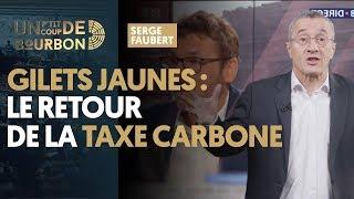 LA TAXE CARBONE REVIENT PAR LA FENÊTRE
