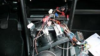 ваз 2107 бортовой компьютер снова ремонт 2 часть