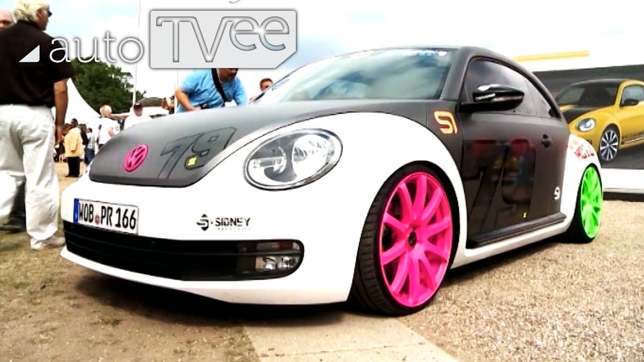 vw beetle sunshine  wer hat den schoensten autotvee youtube