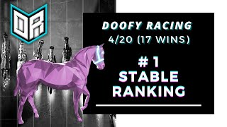 Zed Run - I'm Back Racing! Ducky Mallon back to back wins | Dank coming in High!