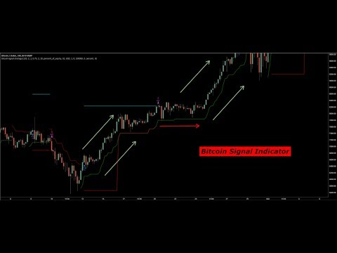 Bitcoin Signal Indicator For Tradingview- Video Demo