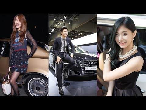 9 Idols Born Into Extremely Rich Families