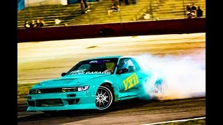 Drifting with V12 Lifestyle at RMR with Salt City Drift