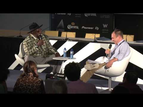 George Clinton (Funkadelic / The Parliaments) - IMS 2014 - Keynote Interview