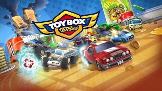 Toybox Turbos Gameplay - Street Car Hustle