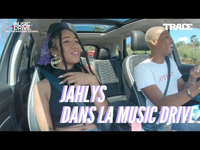 JAHLYS dans la Music Drive