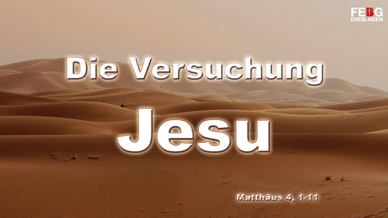 Matthäus 4 1-11