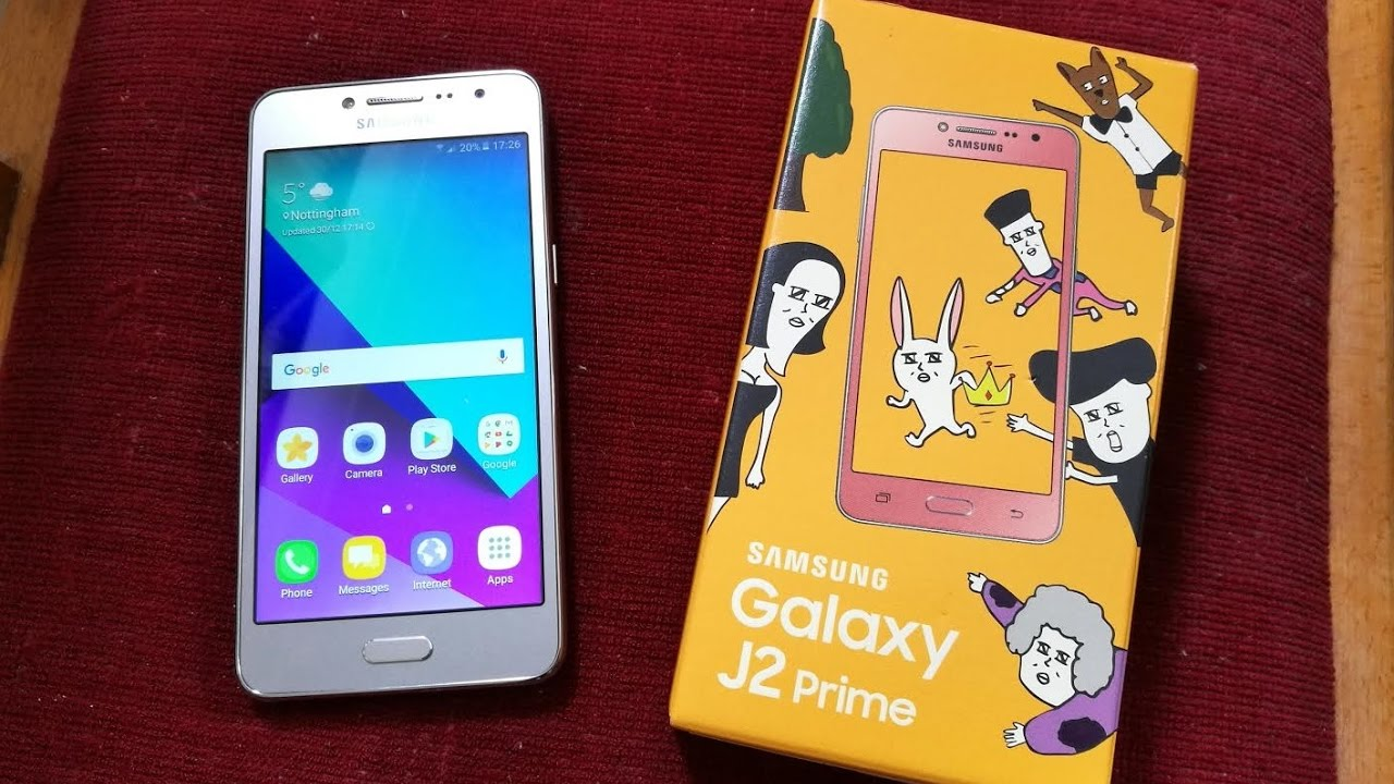 Samsung Galaxy J2 Prime Price In Pakistan Detail Specs