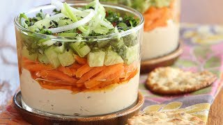 How to Make: Thai 10-Layer Dip