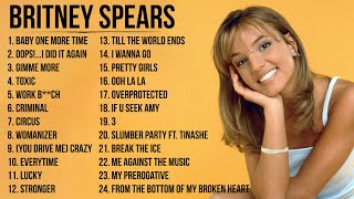 Britneyspears - Top Collection 2021 - Greatest Hits - Best Hit Music Playlist on Spotify Full Album