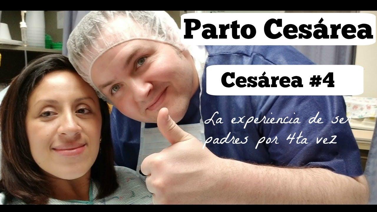 PARTO CESÁREA, MI 4TA CESÁREA-EXPERIENCIA 1era Parte - YouTube