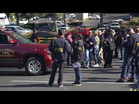 Heavy FBI presence at YouTube HQ after shooting