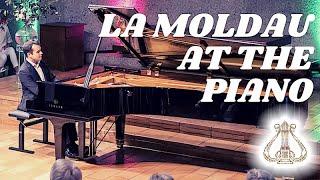"Smetana ""La Moldau"" - piano version (arr. H.de Kaan) by François-Xavier Poizat"