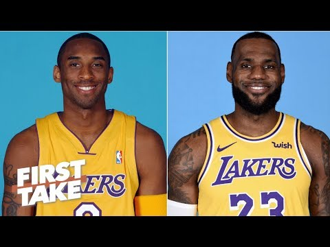 LeBron James will never eclipse Kobe Bryant in L.A.- Stephen A.  | First Take