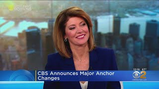 Major Changes For CBS News