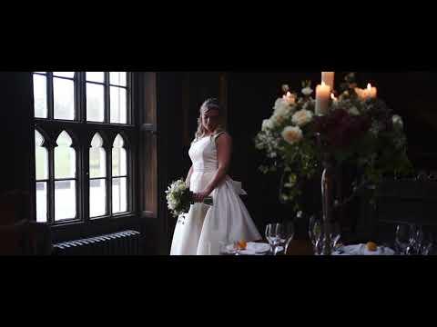 Leighton Hall, Lancashire   Micro Wedding Promo by Fairclough Studios