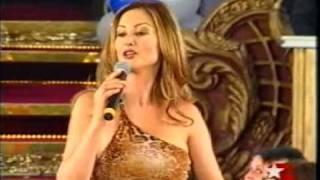 Beautiful Turkish Female Singer (ibo show)