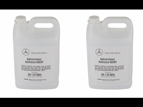 Coolant Flush Cost >> Mercedes S500 W220 Coolant Flush