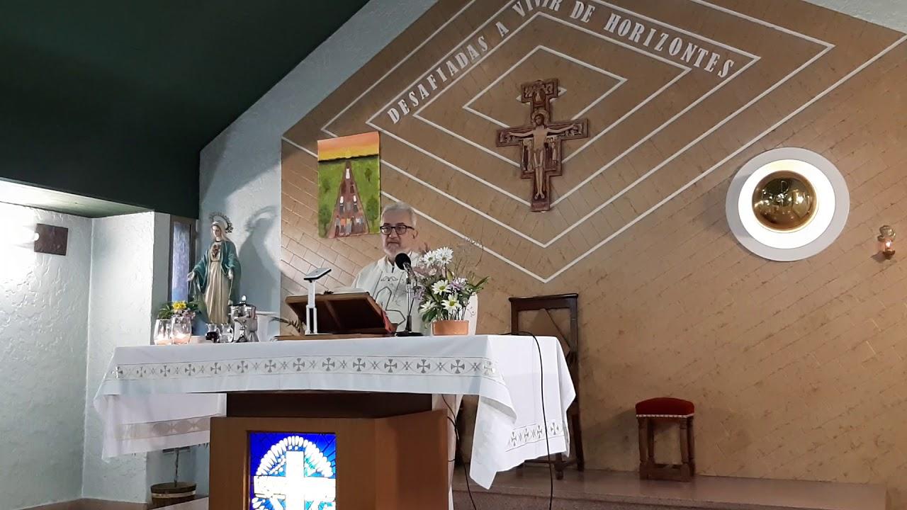 Homilía: Nacimiento de Juan Bautista. 24.06.2018. - YouTube