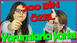 YORUMLARLA ŞARKI #4 -HADİSE FARKIMIZ VAR! | 200.000 Abone Özel