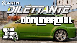 Toyota Prius Car Commercial Parody | Karin Dilettante | GTA 5