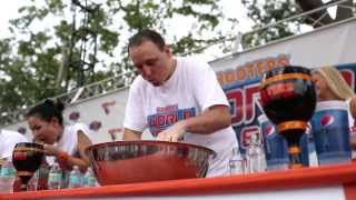 2013 Hooters World Wing Eating Championship Finals