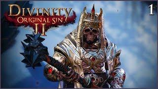 UNDEAD DWARVEN SUMMONER | Divinity: Original Sin 2 Episode 1
