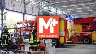 Portes ouvertes au Centre de secours de Mulhouse