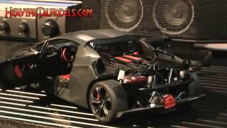 радиоуправляемая машина Rastar Lamborghini Sesto 1:18