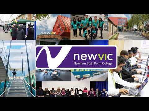 Five reasons to study at NewVic College