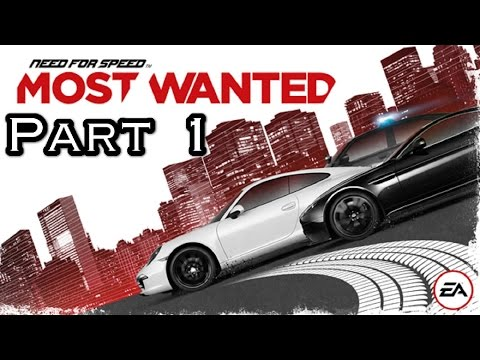 Need For Speed Most Wanted (2012) PC Gameplay Walkthrough Part 1