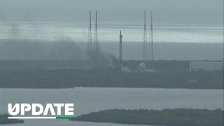 SpaceX faces new setbacks after Falcon explosion (CNET Update)