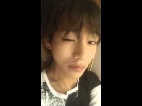 BTS - Alien V (김태형) Kyeopta ♥